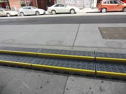 DOT sidewalk violation bronx